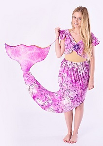 Mermaid tail Style 2